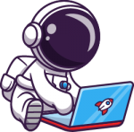 astronot laptop